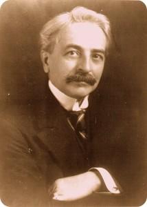 Napoléon Garceau sepia 1868-1945