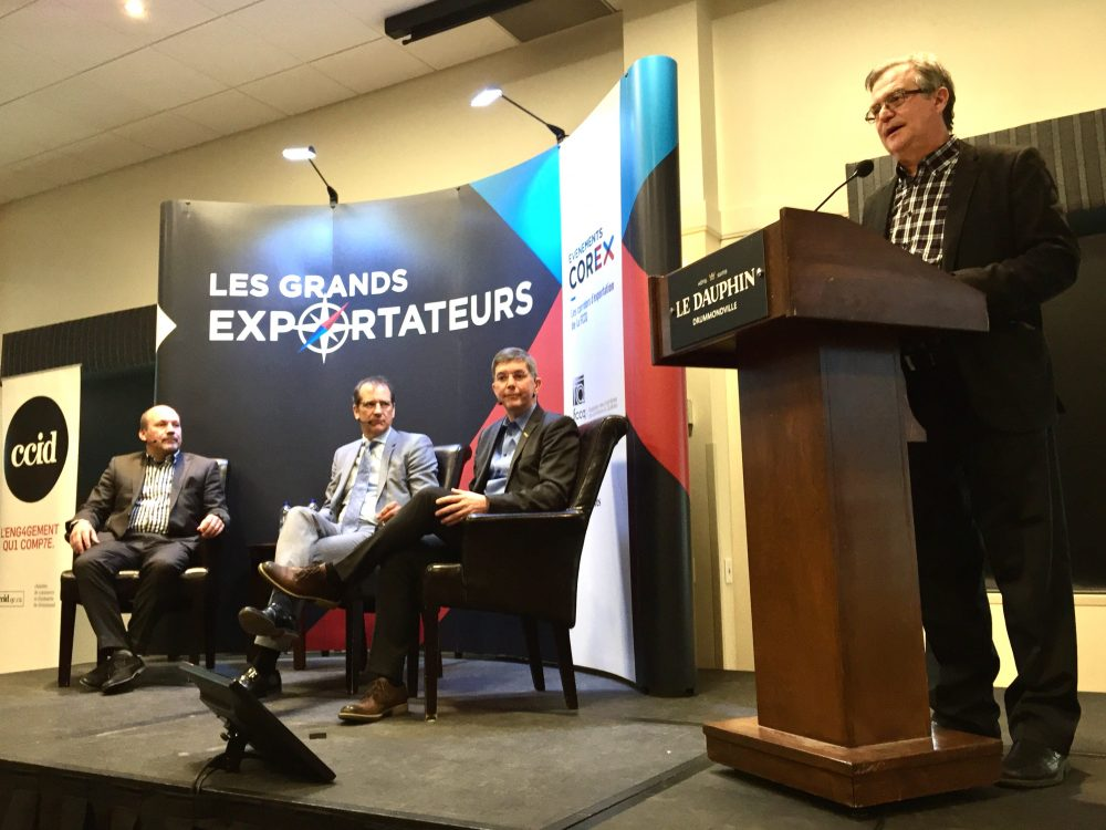 La fccq lance la s rie les grands exportateurs corex for Chambre de commerce drummondville